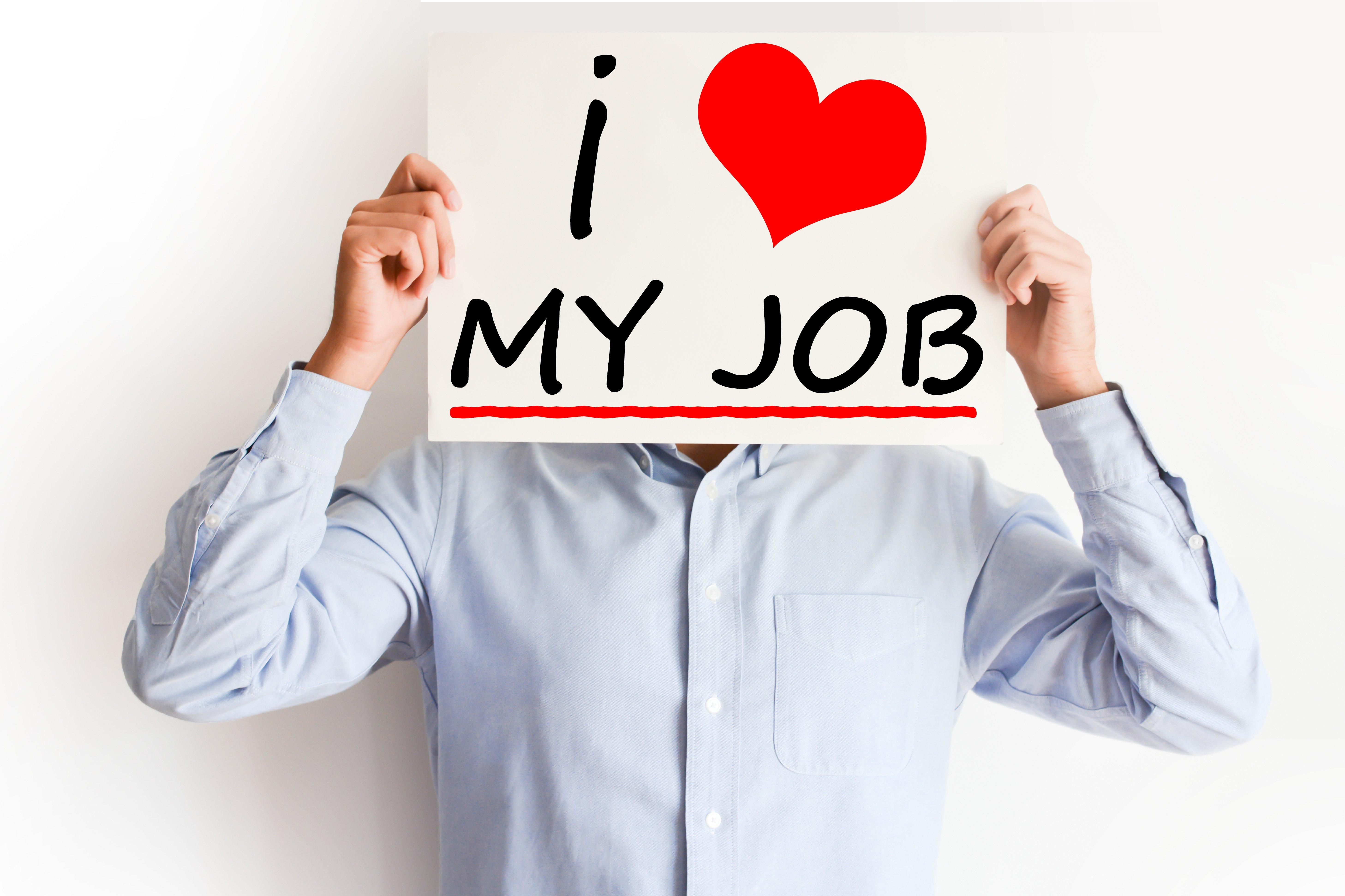 Love my job_Blog